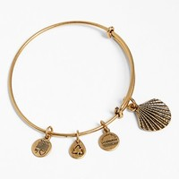Women's Alex and Ani Seashell Bracelet