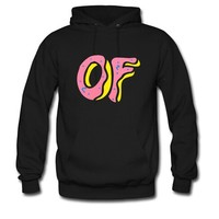 Custom Ofwgkta Odd Future Men's pullover hoodie sweater Work out Hoodie