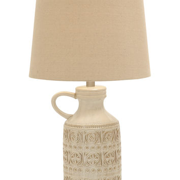 Classy And Vintage Appeal Ceramic Table Lamp