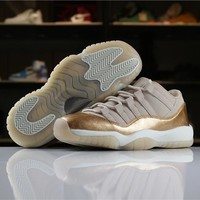 Air Jordan 11 Retro Low Rose Gold AJ11 Sneakers - Best Deal Online