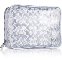 Online Only FREE Cosmetic Bag w/any $85 COACH purchase