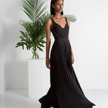 A.L.C. EXCLUSIVE Harley Slit Gown | Shop IntermixOnline.com