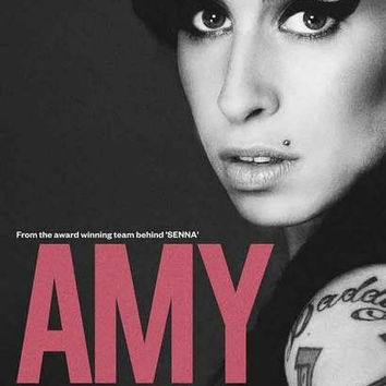 Amy Winehouse Documentary Poster 11x17
