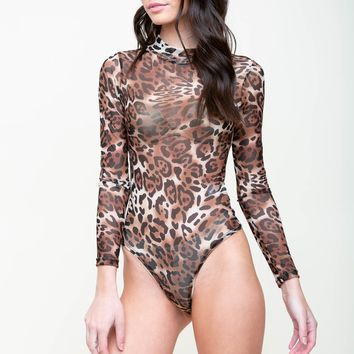 Growl Power Bodysuit