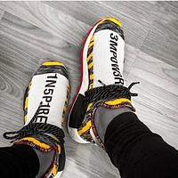 Adidas X Pharrell HU NMD Running shoes