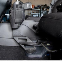 Pistol Mount for Jeep Wrangler
