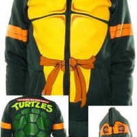 ROCKWORLDEAST - Teenage Mutant Ninja Turtles, Hoodie, Michelangelo