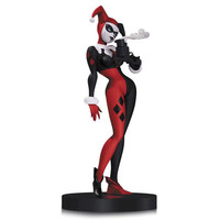 DC Comics Designer Series Statues - Harley Quinn By Bruce Timm