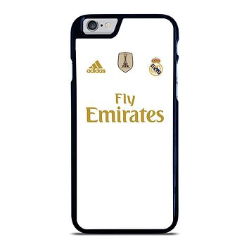 REAL MADRID HOME JERSEY iPhone 6 / 6S Case