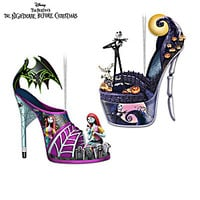 Disney Nightmare Before Christmas Ornament Collection