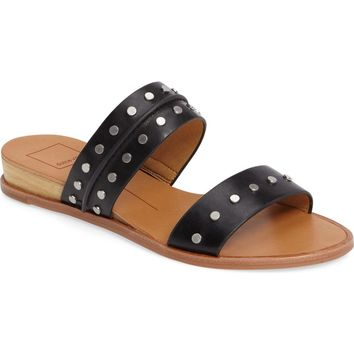 Dolce Vita Pacey Studded Wedge Sandal (Women) | Nordstrom
