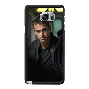 Theo James-Divergent  Samsung Galaxy Note 5 Case