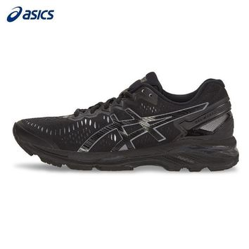 original asics men shoes gel kayano 23 breathable cushion running shoes light weight s number 1  number 1