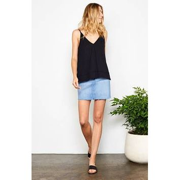 Gentle Fawn Lamont Ribbed Tank | Halogen