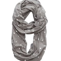 Aerie Women's Shine Dot Loop Scarf