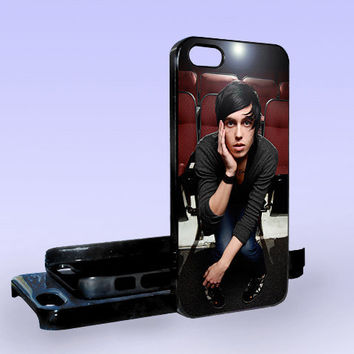 Kellin Quinn Sleeping With Sirens - Print on Hard Cover - iPhone 5 Case - iPhone 4/4s Case - Samsung Galaxy S3 case - Samsung Galaxy S4 case