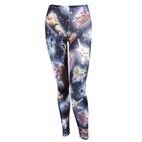 Galaxy Cat Leggings