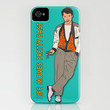 FERRIS BUELLER Case Mate iPhone Case (i phone 5 and 4 available)