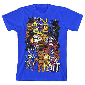 Five Nights at Freddy?s Boys T-Shirt