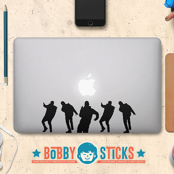 1800 HOTLINE Drake inspired Macbook Decals Stickers Mac Decals Mac Stickers Vinyl Decal for Apple Laptop Macbook Pro Air iPad mini Tears