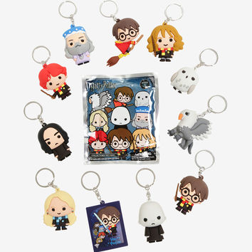 Harry Potter Series 3 Blind Bag Key Chain