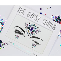 The Gypsy Shrine Disco Nights Face Jewels