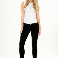 5 Pocket Skinny Jeans