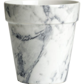 Ceramic Plant Pot - from H&M