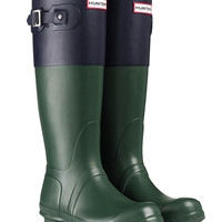 Original Colorblock Rain Boots | Hunter Boot Ltd