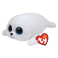 ICY SEAL 6 INCH BEANIE BOO   GIRLS SMALL PLUSH STUFFED ANIMALS   SHOP JUSTICE