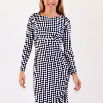 Ananda Wear to Work Modest Dress