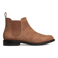Chelsea-style Boots - from H&M