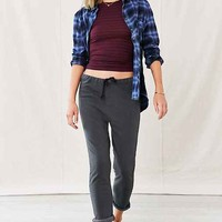 Urban Renewal Recycled Roll Bottom Sweatpant