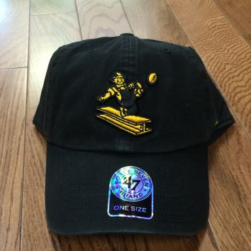 Pittsburgh Steelers Legacy 47 Clean Up Hat