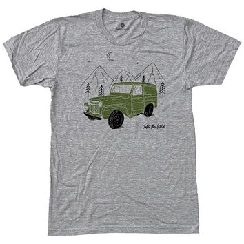 Into The Wild Truck - Heather Grey