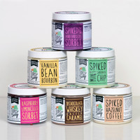 BOOZY ICE CREAM FAVORITES PACK (FLAVORS NOT INTERCHANGEABLE)