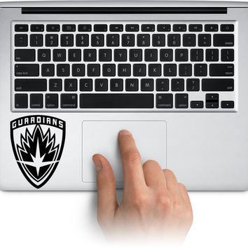 Guardians Of The Galaxy Logo Vinyl Decal Sticker for Laptop Mac Car Window Cup Water Bottle Yeti Tumbler  Truck Stickers Decal Made in US (Message for Color)