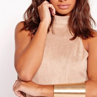 Missguided - Classic Arm Cuff Gold
