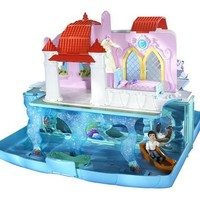 Disney Princess Little Mermaid Ariel Pop-up Castle Playset