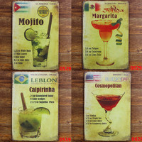 Mojito Wall Decorations