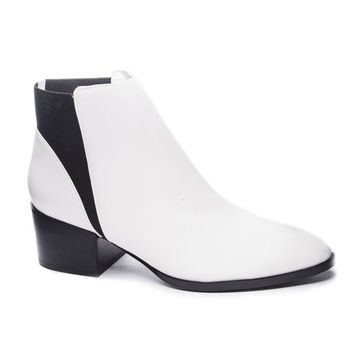 FINN BOOTIE SMOOTH LEATHER