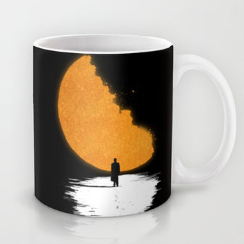 The last man on earth Mug by Budi Satria Kwan