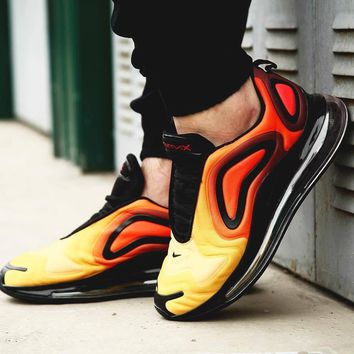Nike Air Max 720 Air cushion jogging shoes-1