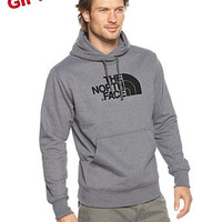The North Face Hoodie, Half-Dome Fleece Logo Hoodie