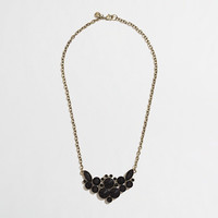 FACTORY JEWEL CLUSTER NECKLACE
