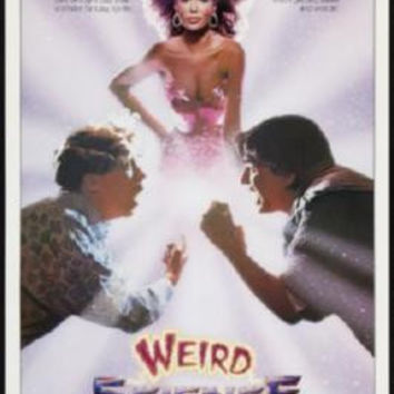 Weird Science Movie Poster 11x17 Mini Poster