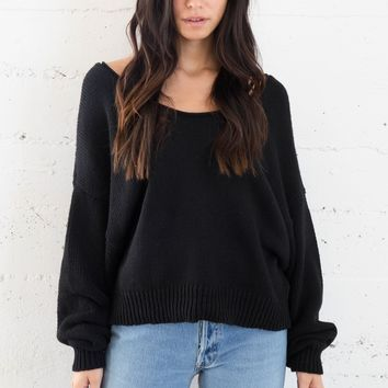 Candice Sweater - Black