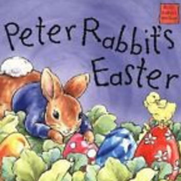 Peter Rabbit: Peter Rabbit's Easter by Frederick Warne (2004, Board Book)