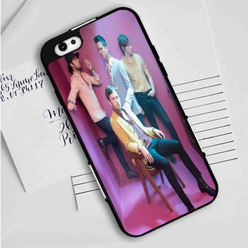 Kings of Leon Band iPhone Case