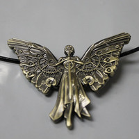 CLOCKWORK ANGEL PENDANT Mortal Instruments Infernal by BaneTDKR